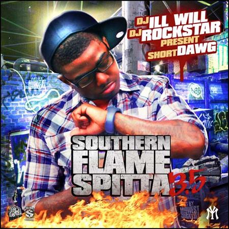 Short Dawg Southern Flame Spitta 3.5 - Mixtape Download