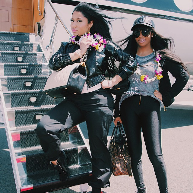 Tink Speaks On How Nicki Minaj Inspired Her To Start Rapping