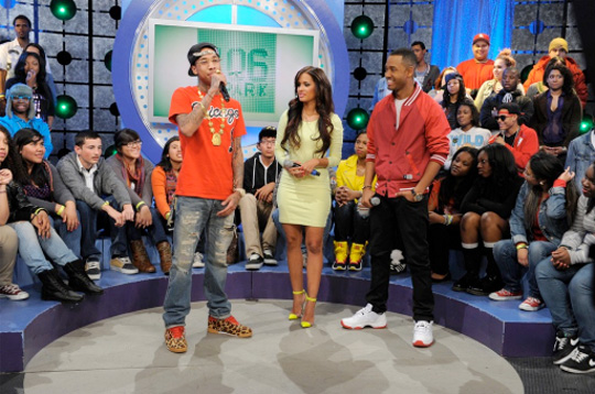 Tyga Talks About His Upcoming Fan Of A Fan 2 Album On 106 & Park