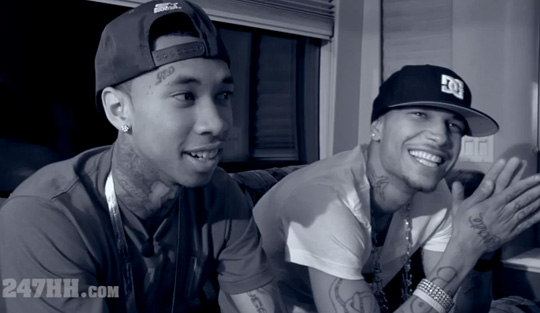 Tyga & T-Streets Share Their Wild Tour Stories With 247HH