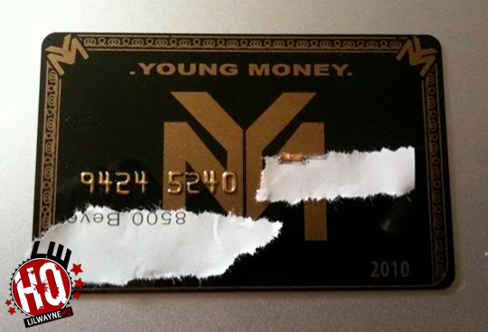Young Money To Release Their Own Debit Cards