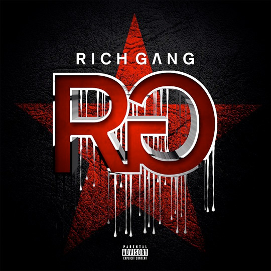 YMCMB Rich Gang Flashy Lifestyle Album In Stores Now